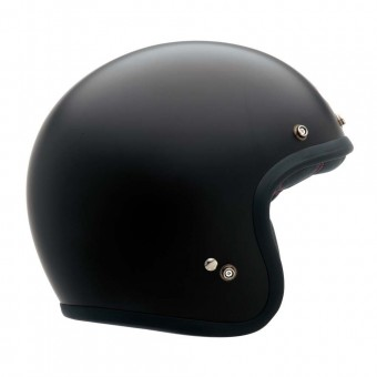 BELL CUSTOM 500 HELMET - MATT BLACK image
