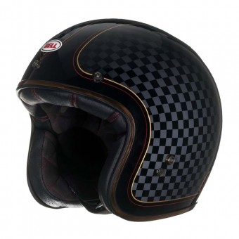 BELL CUSTOM 500 HELMET - RSD CHECK IT image