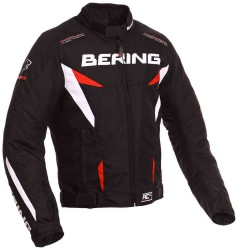 BERING FIZIO JACKET - BLK/RED image