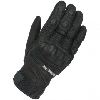 BERING ROCKET SUMMER LEATHER GLOVE - BLACK image