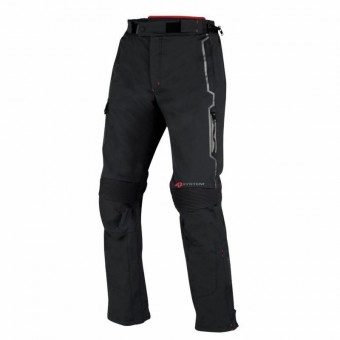 BERING BALISTIK LAMINATE TROUSERS - BLACK image