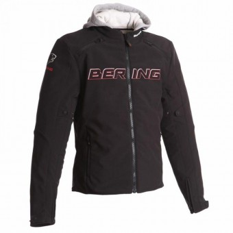 BERING JAAP JACKET - BLK/RED image