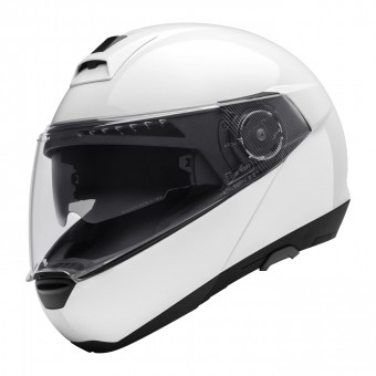C4 Flip Front/Touring Gloss White image