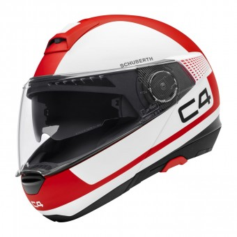 C4 Flip Front-Touring Legacy Red  image