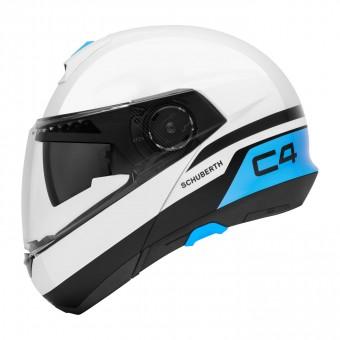 C4 Flip Front/Touring Pulse White Blue  image