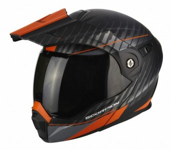 SCORPION ADX-1 DUAL ORANGE/BLK image