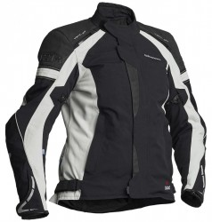 HALVARSSONS LADY WALKYRIA LAMINATE JACKET - BLACK/GREY image