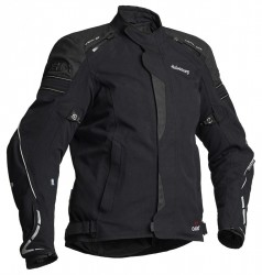 HALVARSSONS LADY WALKYRIA LAMINATE JACKET - BLACK  image