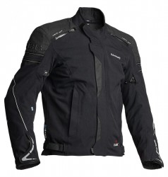 HALVARSSONS WALKYR LAMINATE JACKET - BLACK  image