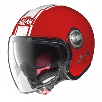 N21 Visor Duetto Corsa Red image
