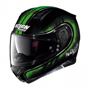 N87 Fulgor N-Com Metal Black-Green image