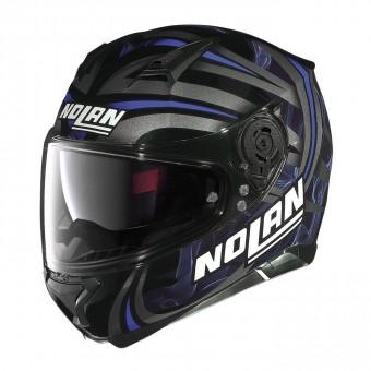 N87 Ledlight N-Com Glossy Black-Blue image