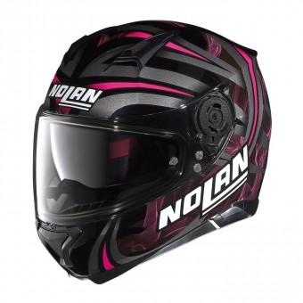 N87 Ledlight N-Com Glossy Black-Pink image