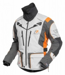 Orivesi Jacket White Orange 0- ONLINE ONLY image