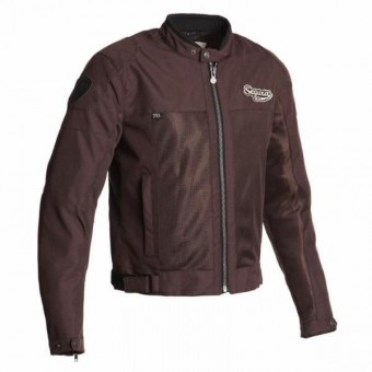 SEGURA WALT MESH JACKET - BROWN image