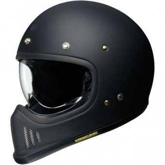 SHOEI EX-ZERO - MATT BLACK image