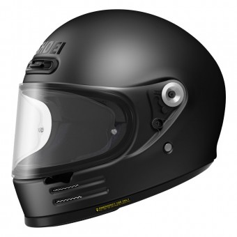 SHOEI GLAMSTER - MATT BLACK image