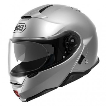 SHOEI NEOTEC 2 - LIGHT SILVER image