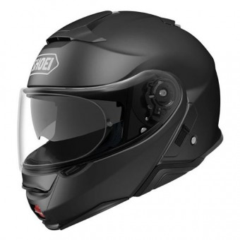 SHOEI NEOTEC 2 - MATT BLACK image