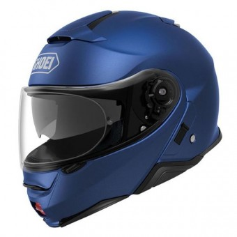 SHOEI NEOTEC 2 - MATT BLUE METALLIC image