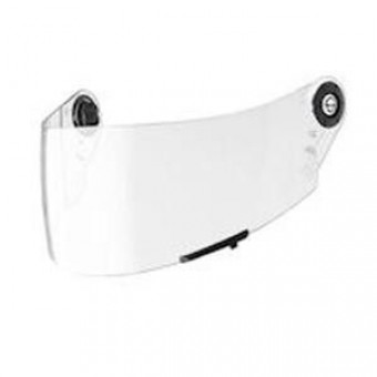 SR2 VISOR CLEAR FOR TEAR OFF image