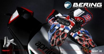 Sam Lowes Replica Glove image