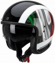 SCORPION EXO BELFAST - BLK/GREEN/RED image