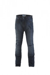 PMJ STORM JEANS WATERPROOF - MID BLUE - ONLINE ONLY image