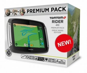 TomTom RIDER 410 G/RIDES PREM image