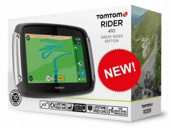TomTom RIDER 410 GREAT RIDE EU image