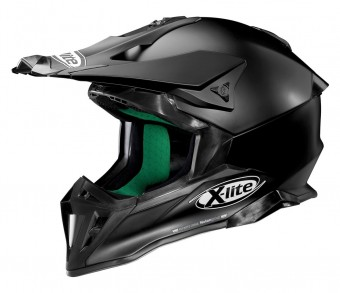 X-502 Off Road Full Face Start Flat Black image