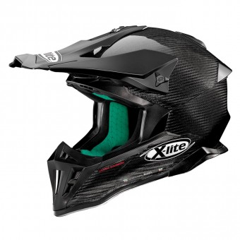 X-502 Ultra Carbon Off Road Full Face Puro Carbon image