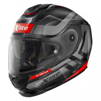 X-LITE X-903 ULTRA CARBON - AIRBOURNE - CARBON/RED image