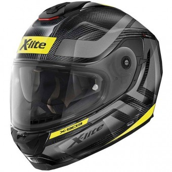 X-LITE X-903 ULTRA CARBON - AIRBOURNE - CARBON/YELLOW image