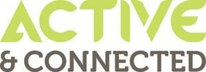 Active and Connected Logo