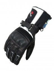 HALVARSSONS ADVANCE GLOVE - BLACK/WHITE image