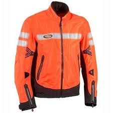 HALVARSSONS HELLA JACKET - ORANGE HI-VIS image